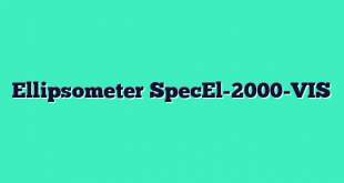Ellipsometer SpecEl-2000-VIS