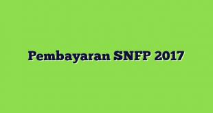 Pembayaran SNFP 2017