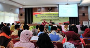 Pelatihan Pembimbingan Workshop SSP