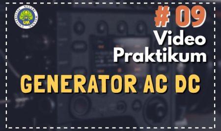 Generator AC DC