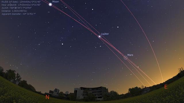 Stellarium Software Astronomi